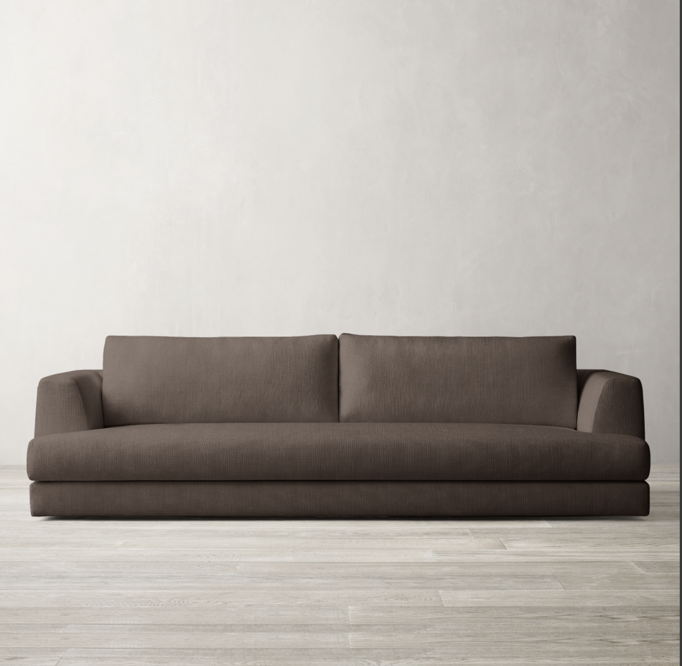 Idealbeds диван crosby синий 133226/5