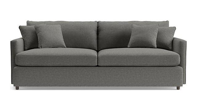 Idealbeds диван lounge серый 133342/3