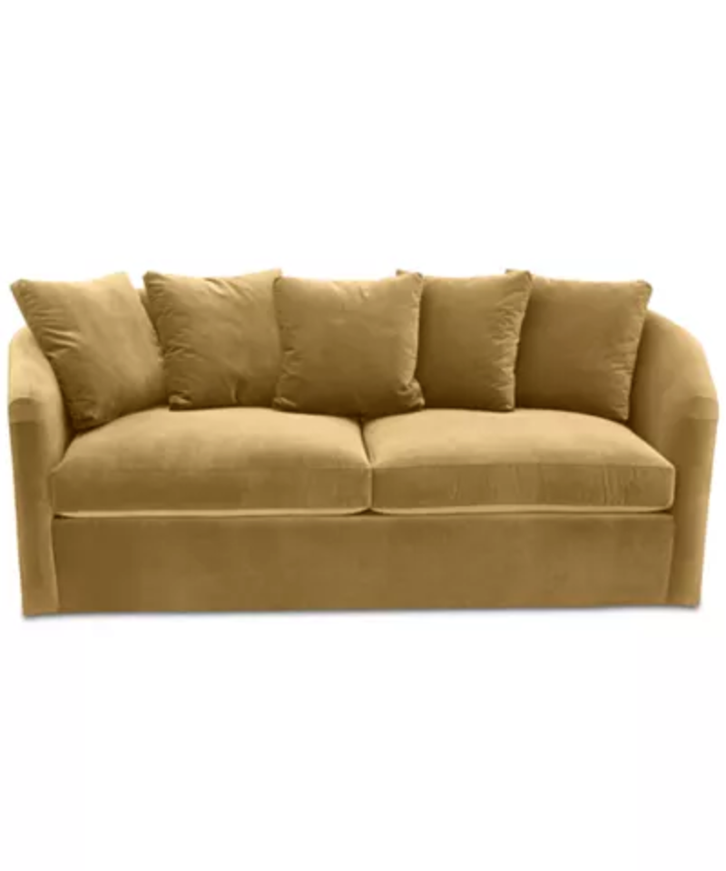 Idealbeds диван elisabeta lemon желтый 133356/2