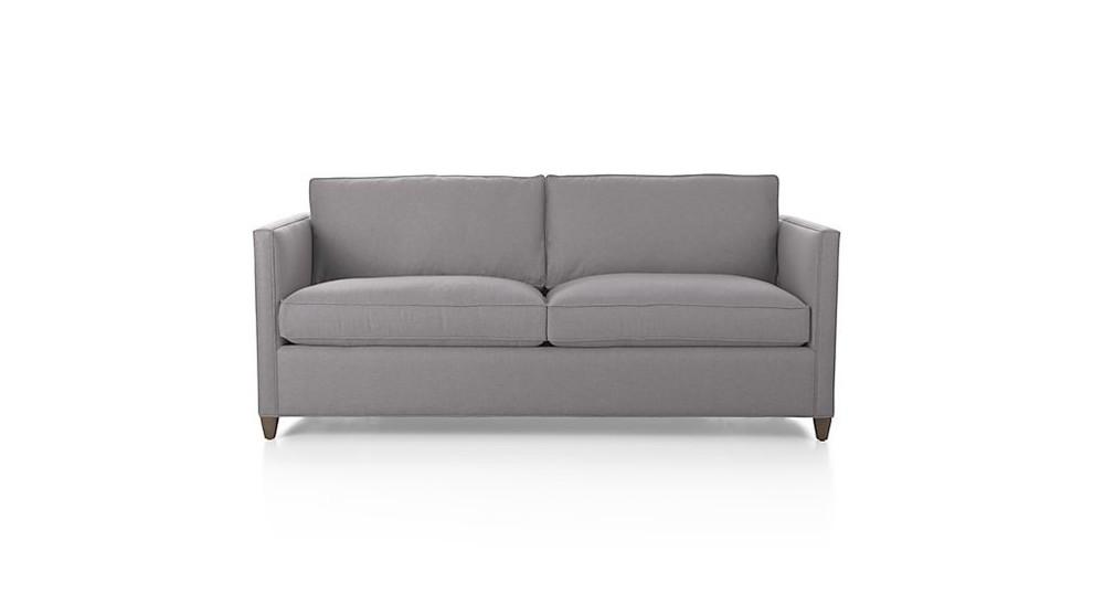 Idealbeds диван dryden apartment серый 133366/7