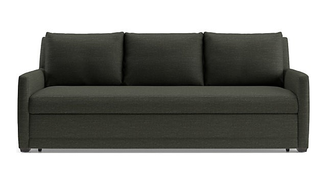 Idealbeds раскладной диван reston серый 133377/4