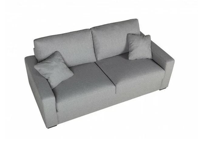 Myfurnish диван euroson серый 133626/1
