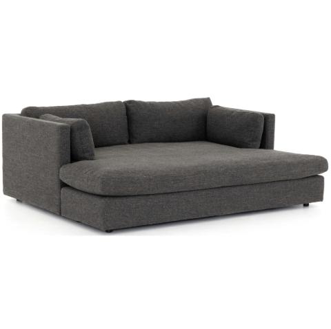 Idealbeds диван archer серый 133733/6
