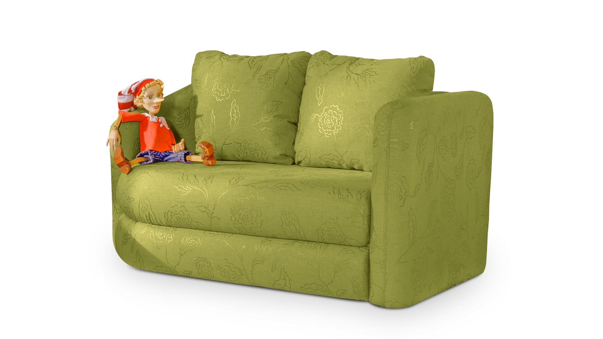 Диван майя (fiesta) зеленый 147x80x90 см.