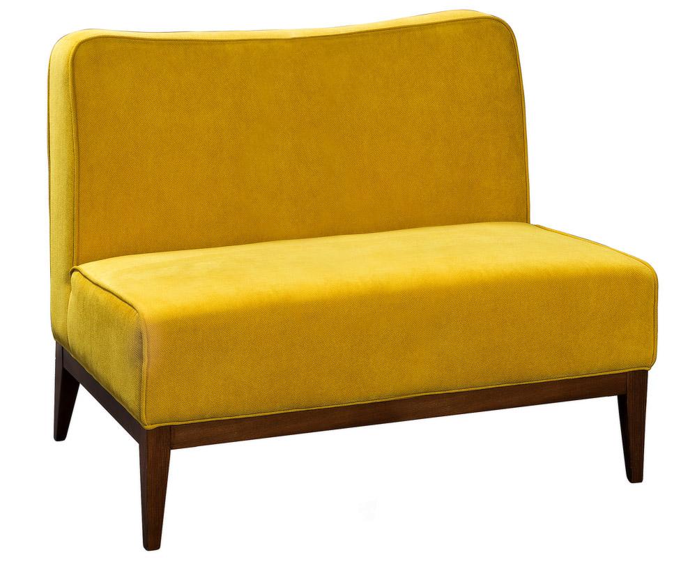 R-home диван giron желтый 133931/9