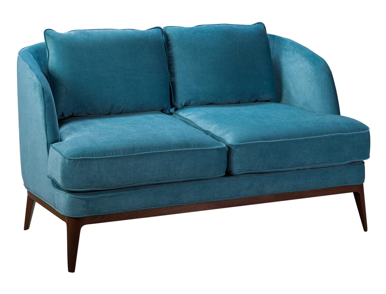R-home диван окланд синий 133933/5