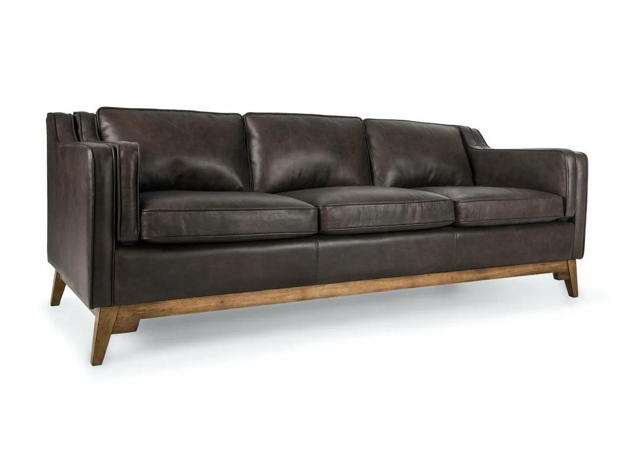 Myfurnish диван euroson коричневый 134042/5