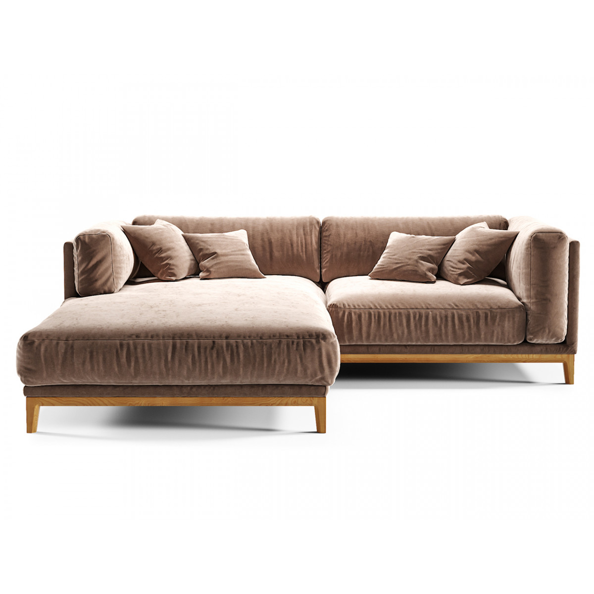 The idea диван case бежевый 134083/8
