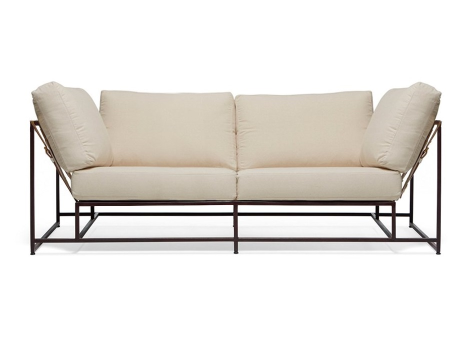 The_sofa двухместный диван комфорт белый 134339/6