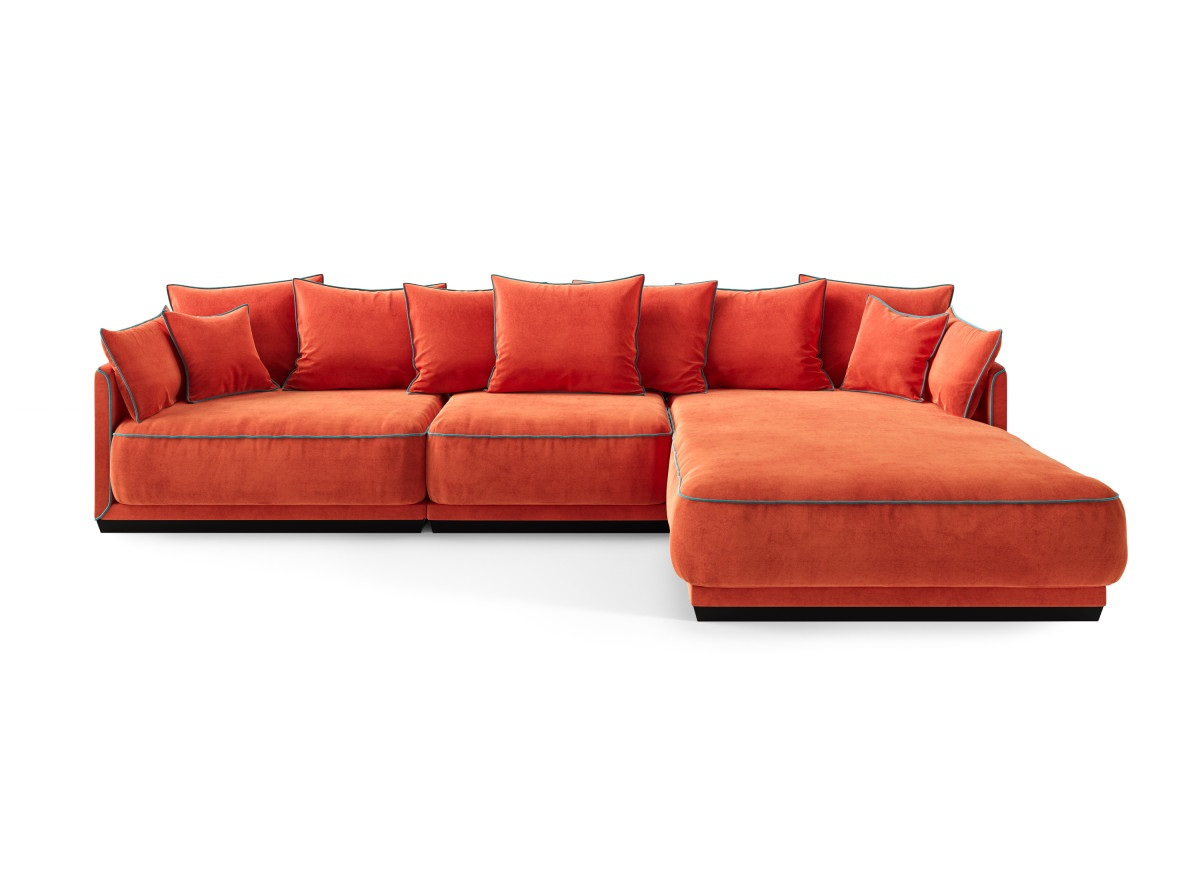 The idea диван soho оранжевый 134388/134410