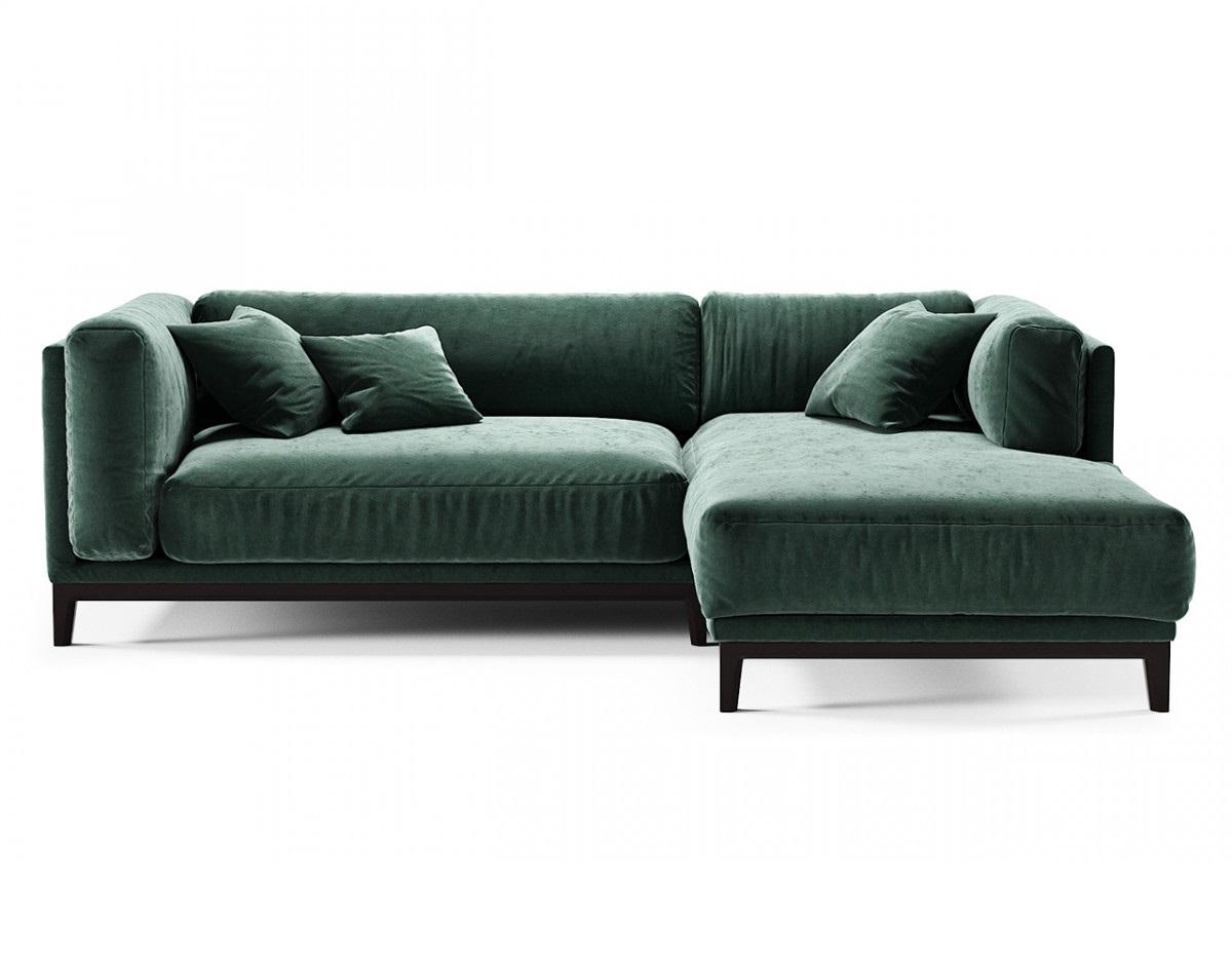The idea диван case зеленый 134391/3