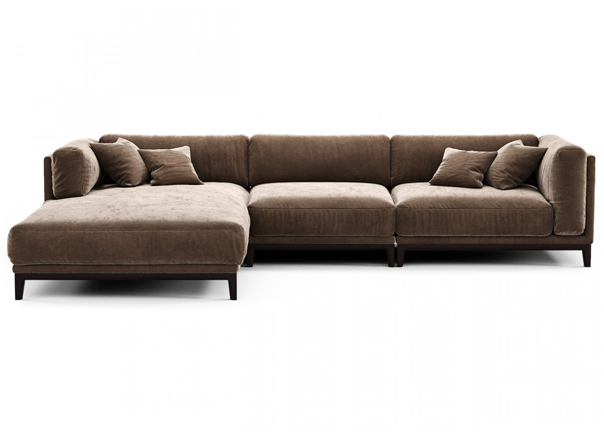 The idea диван case коричневый 134392/7