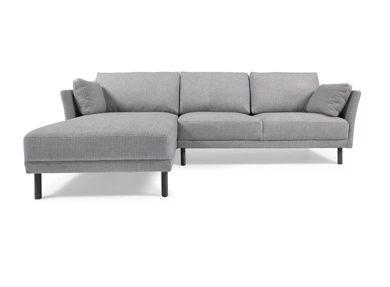 La forma трехместный диван gilma серый 134714/3