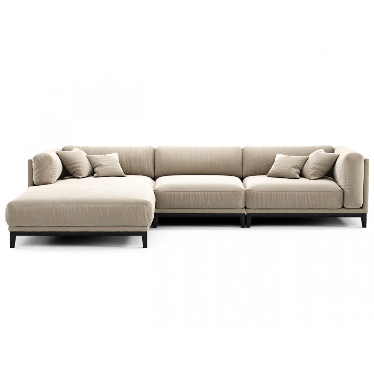 The idea диван case серый 135274/3