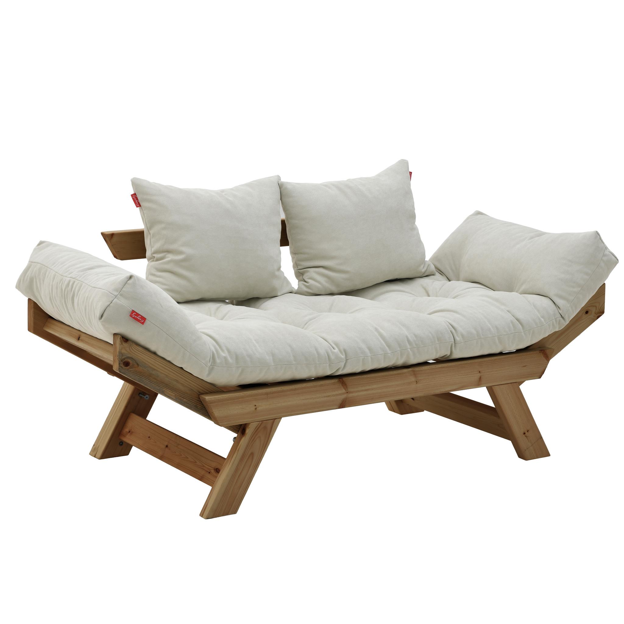 To4rooms диван двухместный lisieux коричневый 135627/4