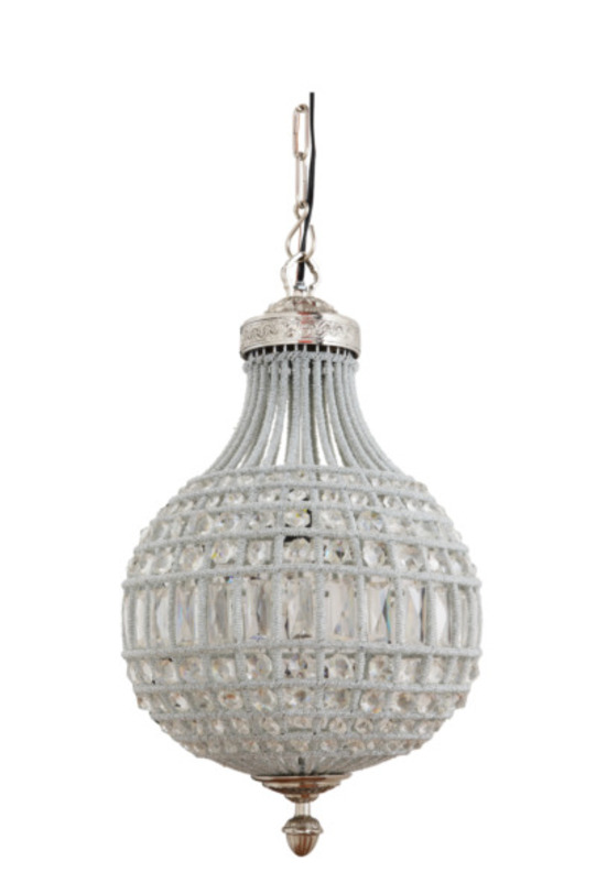 Подвесной светильник ShazamПодвесные светильники<br>Отделка: Металл/стекло<br><br>Material: Стекло<br>Высота см: 60