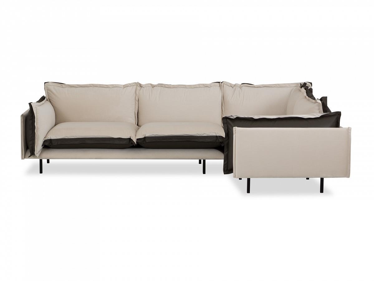 Ogogo диван barcelona белый 137002/9