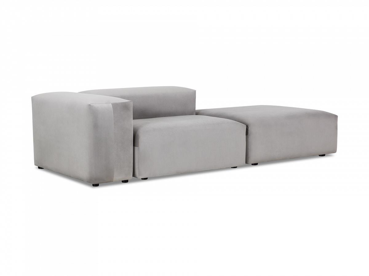 Ogogo модульный диван sorrento серый 137038/1