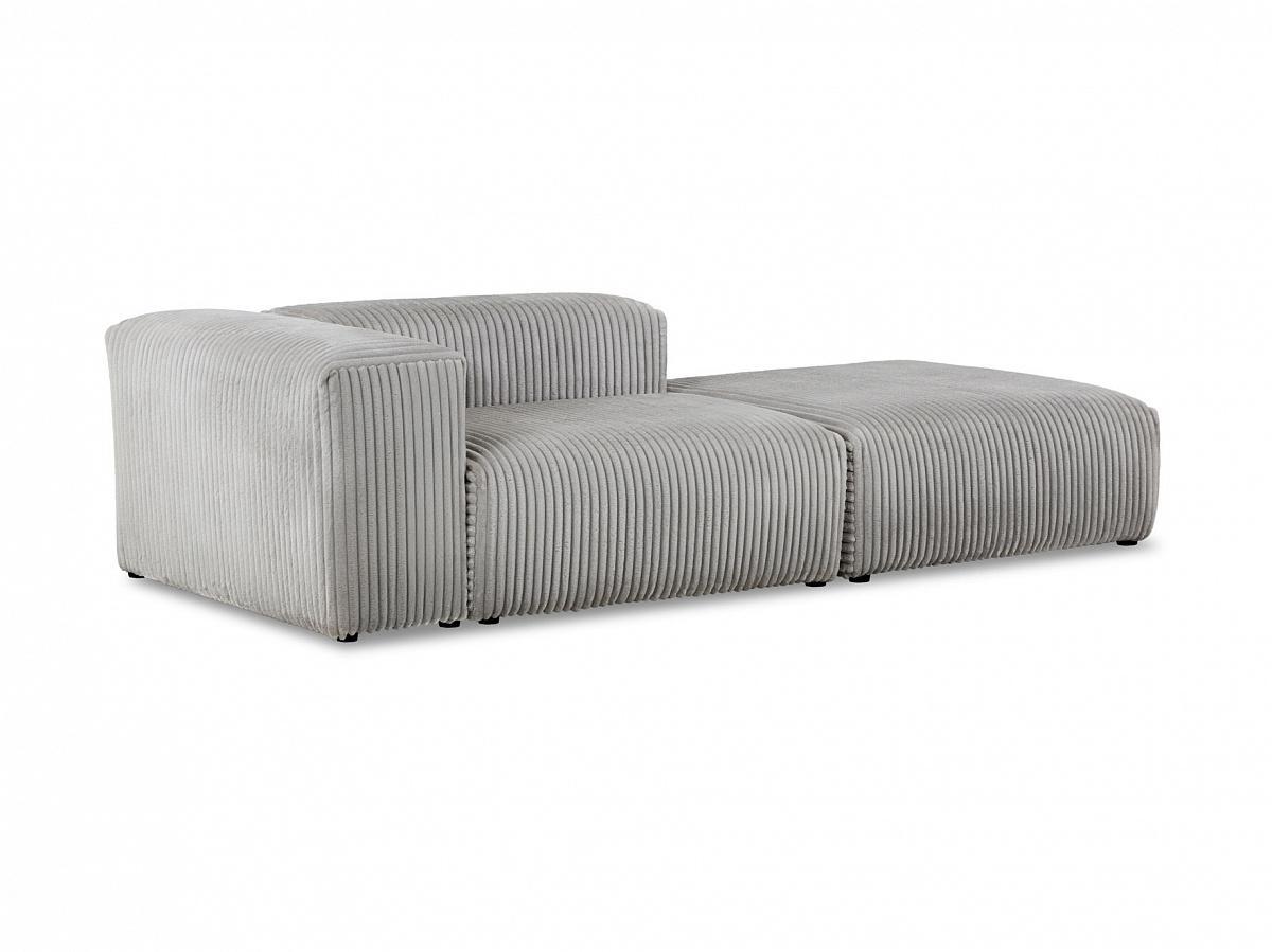 Ogogo модульный диван sorrento серый 137039/2