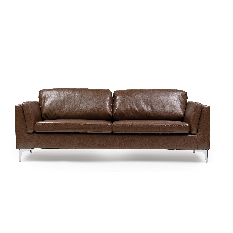 Kelly lounge диван kent коричневый 137211/1