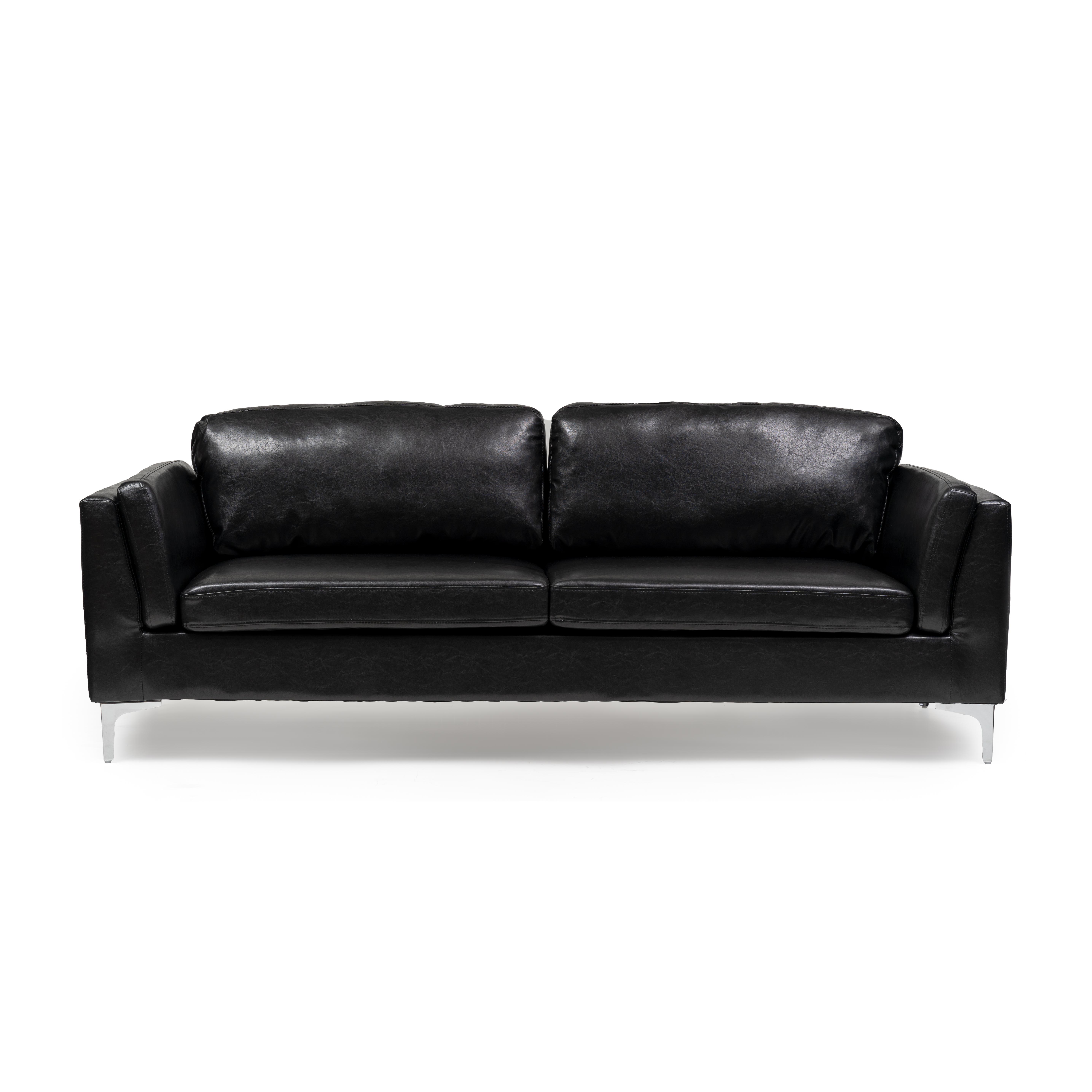 Kelly lounge диван kent черный 137213/137228