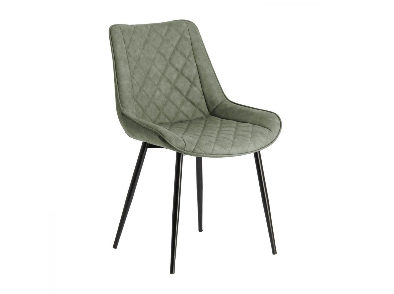 Стул affair (la forma) зеленый 53x82x60 см.