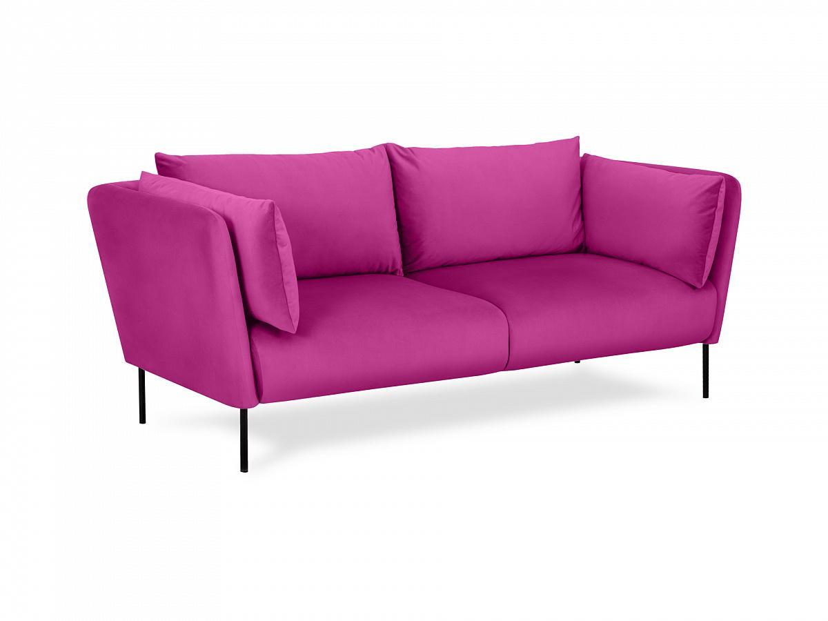 Ogogo диван copenhagen фиолетовый 138587/9