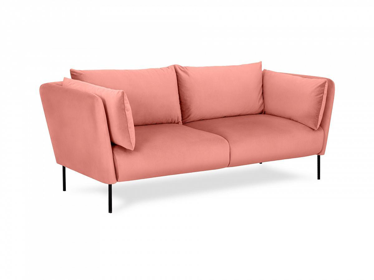 Ogogo диван copenhagen оранжевый 138588/6