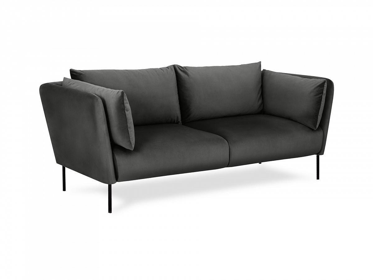 Ogogo диван copenhagen черный 138590/1