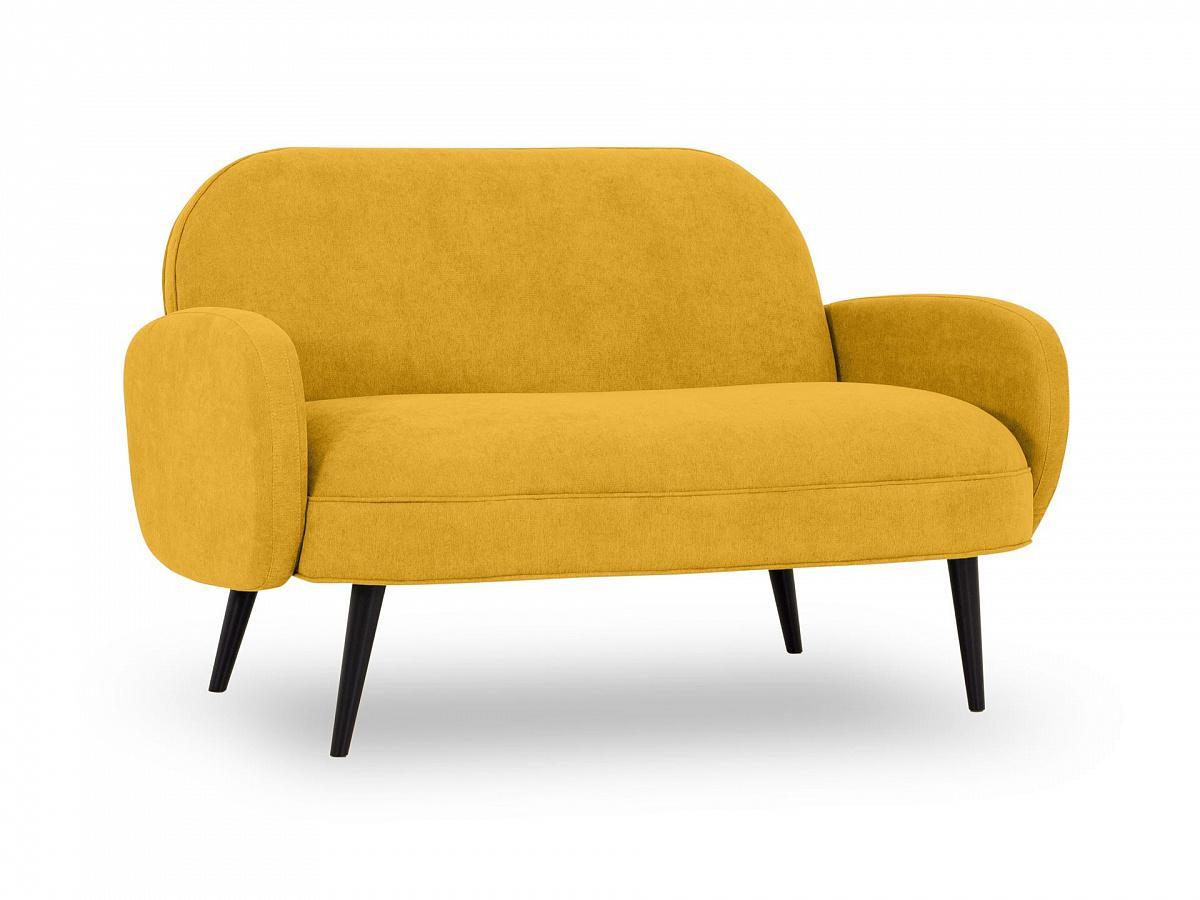 Ogogo диван bordo желтый 138640/6