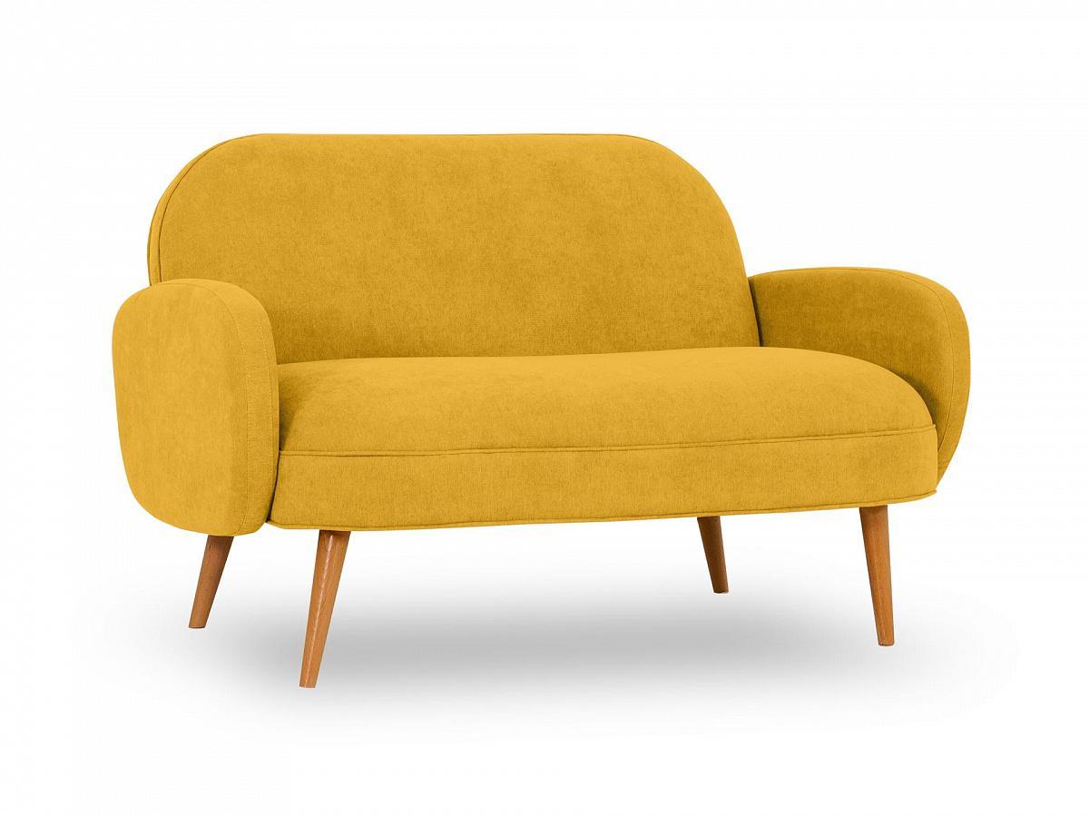 Ogogo диван bordo желтый 138644/2