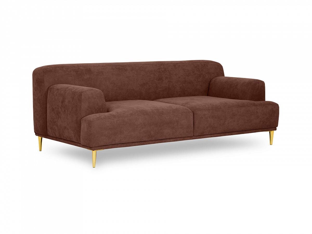 Ogogo диван portofino коричневый 138722/4