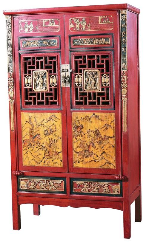 Шкаф гуй (asia home) мультиколор 92x166x47 см.