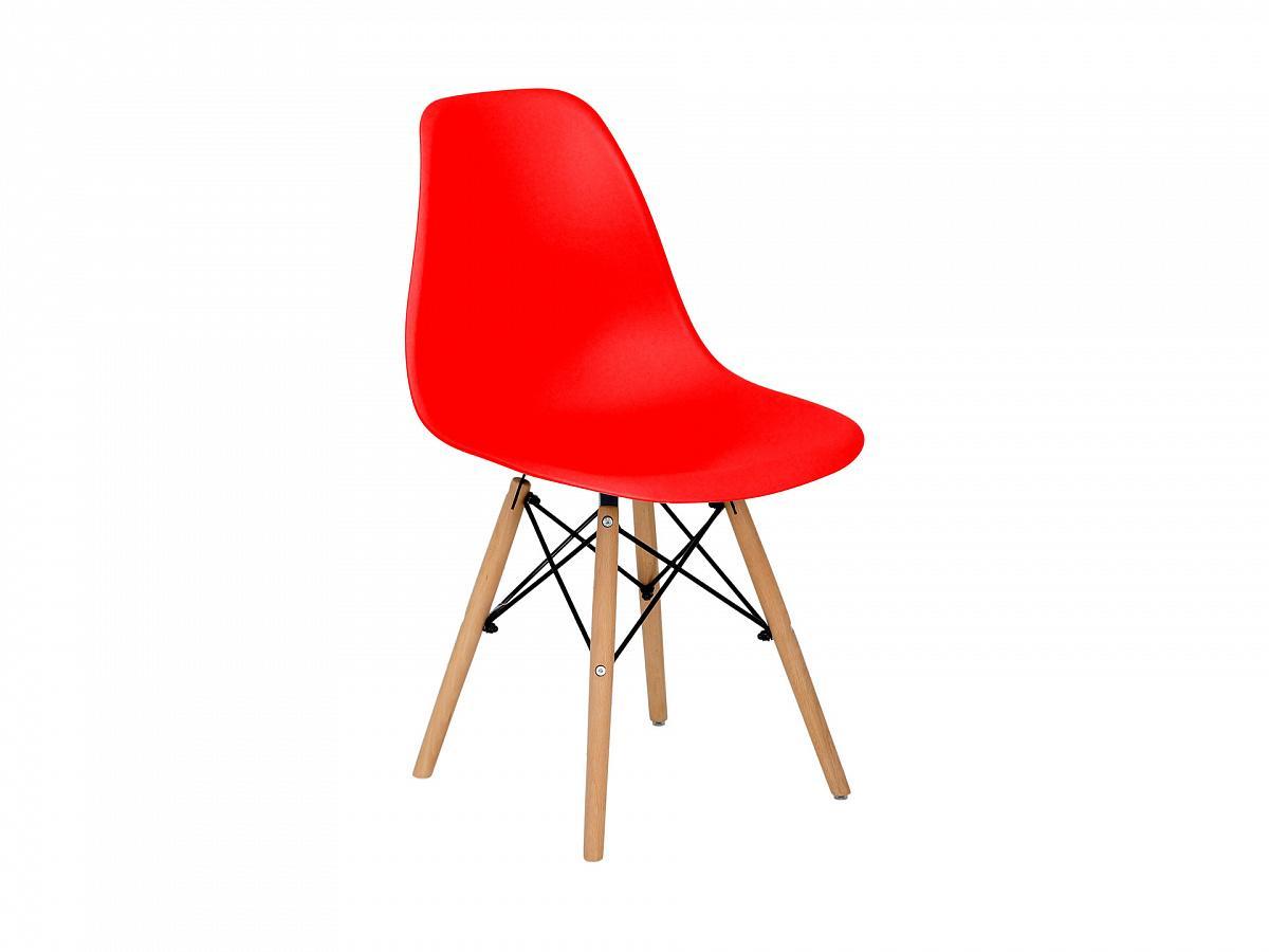 Стул frank (ogogo) красный 46x82x44 см.