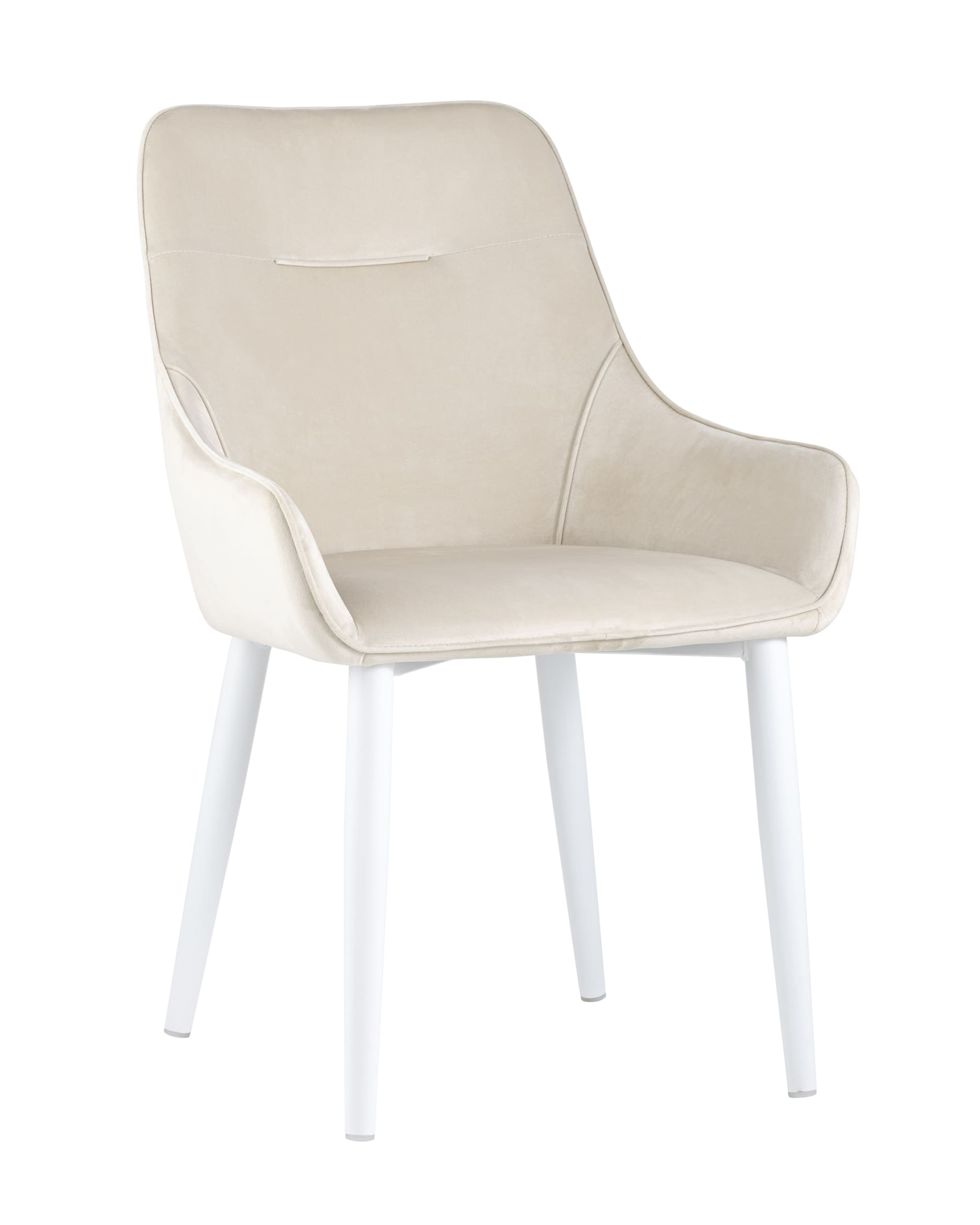 Стул диана (stool group) белый 56x87x45 см.