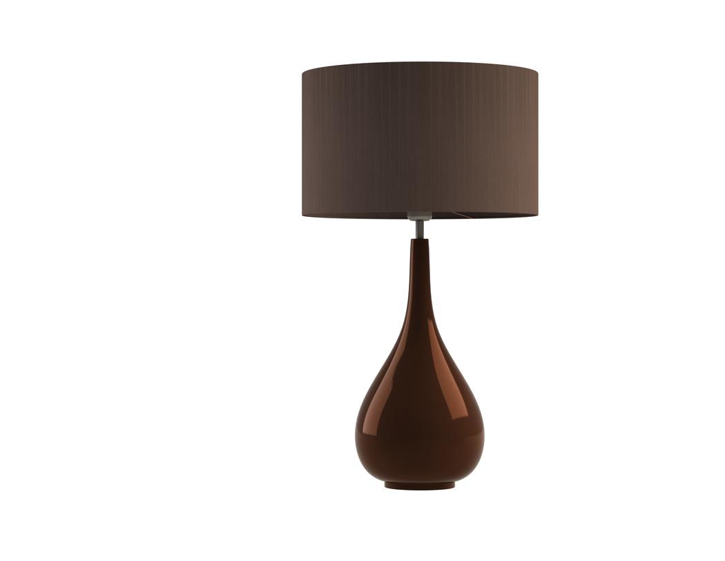 Настольная лампа Pirum choco Декоративные лампы<br>Материал: абажур — металлический каркас, лента органза; арматура — дерево, сталь нержавеющая.<br>Цоколь:1хЕ27<br>Мощность: мах КЛЛ 20 w, 220 в, шнур с выключателем.<br>Цвет: шоколадный<br>Срок изготовления: 2-3 недели<br><br>Material: Дерево<br>Length см: 40.0<br>Width см: 40.0<br>Depth см: 40.0<br>Height см: 76.0<br>Diameter см: 40.0