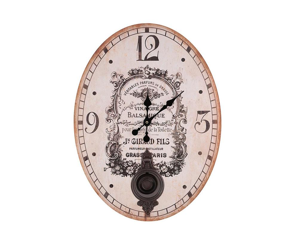 ЧасыНастенные часы<br>Материал: МДФ, металл<br><br>Material: МДФ<br>Length см: None<br>Width см: 43.0<br>Depth см: 2.0<br>Height см: 58.0<br>Diameter см: None