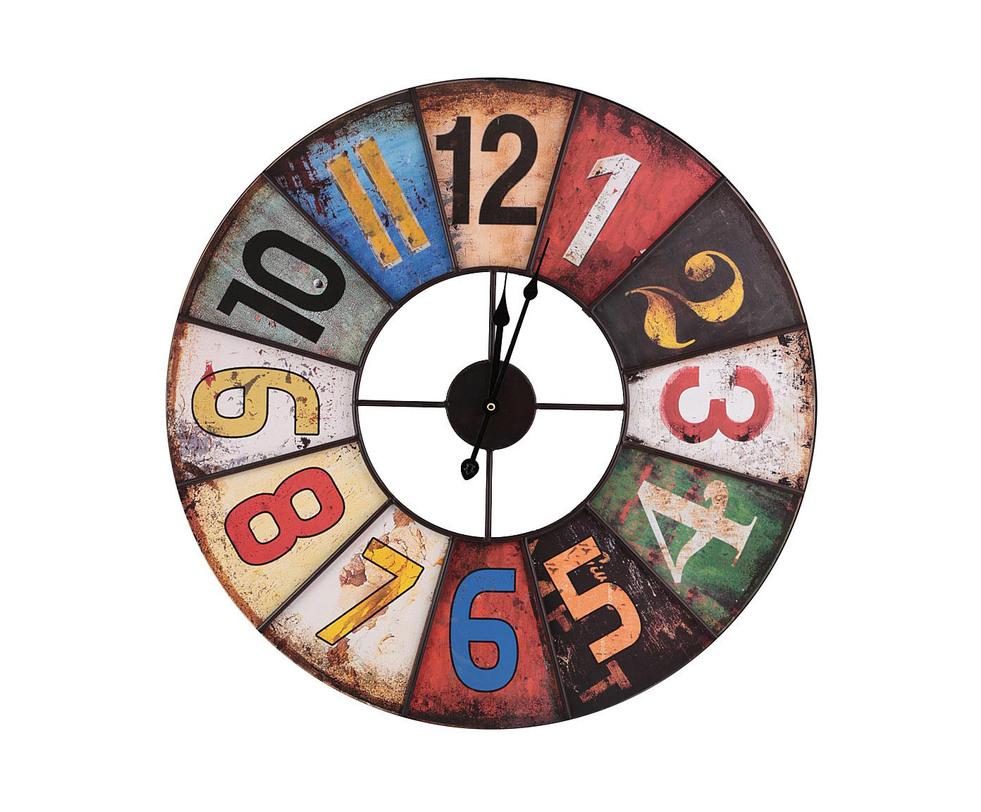 ЧасыНастенные часы<br>Материал: МДФ, металл<br><br>Material: МДФ<br>Length см: None<br>Width см: None<br>Depth см: 2.0<br>Height см: None<br>Diameter см: 58.0