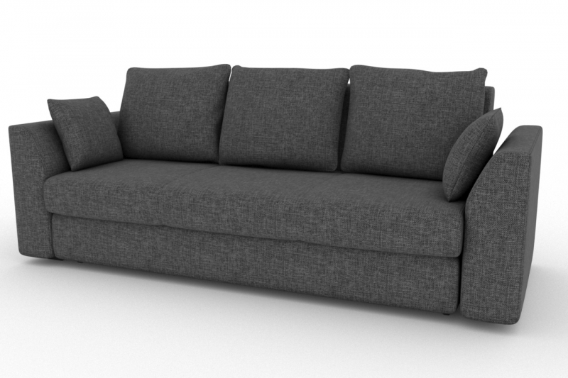 Диван belfest strong-5 (fenya) серый 90x93x97 см.