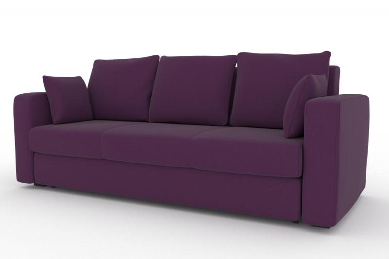 Диван liverpool cabrio-22 (fenya) фиолетовый 90x93x97 см.