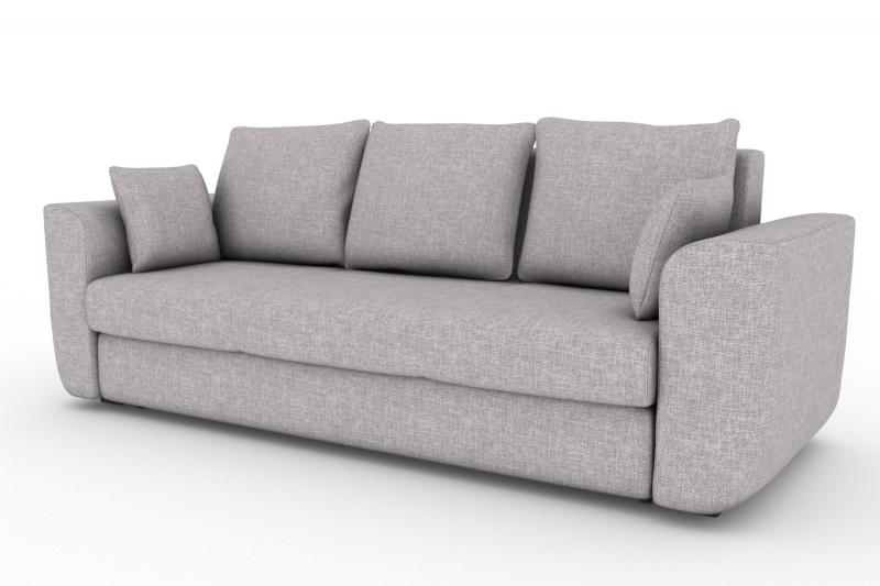 Диван stamford strong plus-2 (fenya) серый 90x93x97 см.