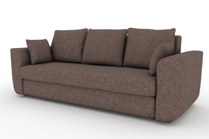 Диван stamford strong-4 (fenya) коричневый 90x93x97 см.