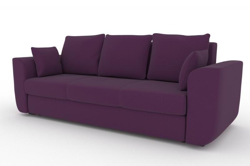 Диван stamford cabrio-22 (fenya) фиолетовый 90x93x97 см.