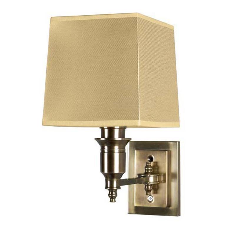 Бра Lexington SingleБра<br>Этот настенный светильник в английском стиле подойдет практически любому современному интерьеру: благодаря классическому абажуру и металлическому основанию бра выглядит благородно и стильно.&amp;lt;div&amp;gt;&amp;lt;br&amp;gt;&amp;lt;/div&amp;gt;&amp;lt;div&amp;gt;Цвет металла: латунь.&amp;lt;/div&amp;gt;&amp;lt;div&amp;gt;Количество лампочек: 1&amp;lt;/div&amp;gt;&amp;lt;div&amp;gt;Мощность: 1 x 40 Вт&amp;lt;/div&amp;gt;&amp;lt;div&amp;gt;Тип лампы: Е14&amp;lt;/div&amp;gt;<br><br>Material: Металл<br>Ширина см: 14<br>Высота см: 27<br>Глубина см: 22
