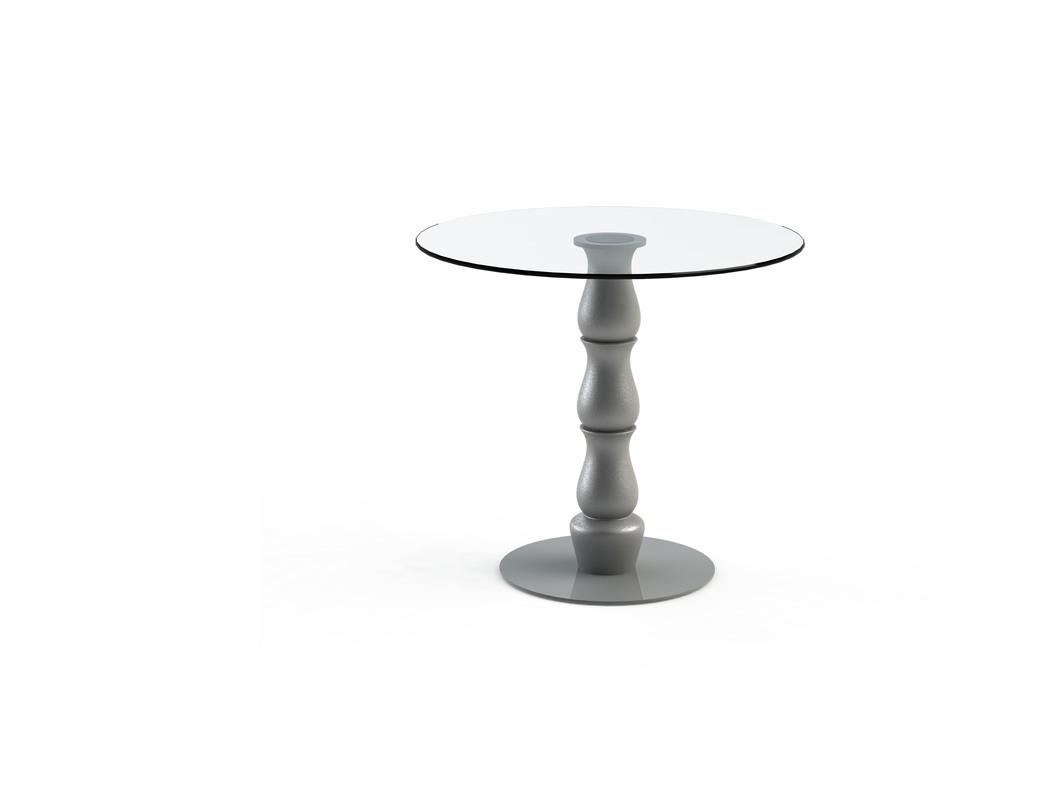 Стол Vesper SilverВинные, коктейльные столики<br>Позвольте загадочной &amp;quot;незнакомке&amp;quot; &amp;quot;Vesper Silver&amp;quot; украсить интерьер вашей гостиной. Изящный и волнующий силуэт в приталенном серебряном &amp;quot;платье&amp;quot; добавит оформлению пространства элегантность. Широкая &amp;quot;шляпа&amp;quot; с прозрачными полями сделает ее облик воздушным и невесомым. &amp;amp;nbsp;&amp;amp;nbsp;&amp;lt;div&amp;gt;&amp;lt;br&amp;gt;&amp;lt;div&amp;gt;Столешница стеклянная из закаленного стекла, металлическое основание покрашенное, деревянная ножка.&amp;amp;nbsp;&amp;amp;nbsp;&amp;lt;/div&amp;gt;&amp;lt;div&amp;gt;Цвет: серебро. Срок изготовления: 2-3 недели.&amp;amp;nbsp;&amp;amp;nbsp;&amp;lt;/div&amp;gt;&amp;lt;div&amp;gt;Размер столешницы: диаметр 800 мм; толщина 10 мм. Мы можем предложить любой вариант столешницы в меньшую сторону d700, d600 и т.д.&amp;lt;/div&amp;gt;&amp;lt;/div&amp;gt;<br><br>Material: Стекло<br>Length см: None<br>Width см: None<br>Depth см: None<br>Height см: 75<br>Diameter см: 80