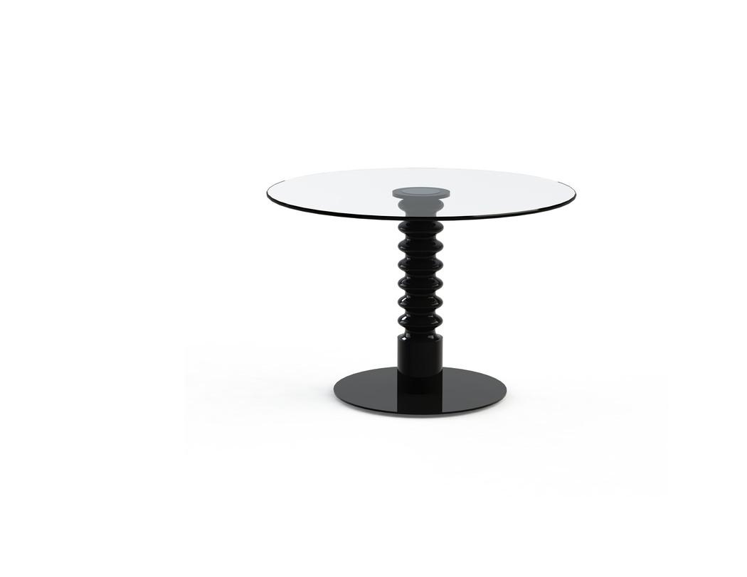 Стол Pilmer BlackВинные, коктейльные столики<br>Силуэт эклектичного столика &amp;quot;Pilmer Black&amp;quot; напоминает штопор. Такие ассоциации делают этот предмет мебели идеальным для подачи вин и коктейлей. На элегантной круглой столешнице из прозрачного стекла бокал любого напитка будет выглядеть утонченно и притягательно.&amp;amp;nbsp;<br><br><br><br>&amp;lt;div&amp;gt;&amp;lt;br&amp;gt;&amp;lt;/div&amp;gt;&amp;lt;div&amp;gt;Столешница из закаленного стекла, металлическое основание покрашенное, деревянная ножка.&amp;amp;nbsp;&amp;lt;/div&amp;gt;&amp;lt;div&amp;gt;Цвет: черный. Срок изготовления: 2-3 недели.&amp;amp;nbsp;&amp;lt;/div&amp;gt;&amp;lt;div&amp;gt;Размер столешницы: диаметр 800 мм; толщина 10 мм. Мы можем предложить любой вариант столешницы в меньшую сторону d700, d600 и т.д.&amp;lt;/div&amp;gt;<br><br>Material: Стекло<br>Length см: None<br>Width см: None<br>Depth см: None<br>Height см: 75<br>Diameter см: 80