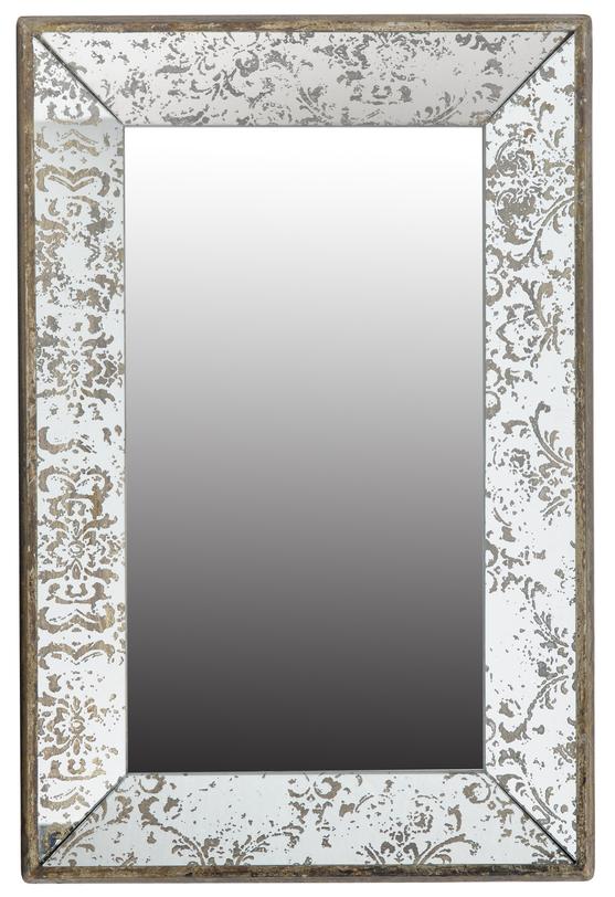 Зеркало настенноеНастенные зеркала<br>&amp;lt;div&amp;gt;&amp;lt;div&amp;gt;Строгий силуэт модели от A-Home смотрится романтично и утонченно. Рама декорирована зеркальными панелями, выполненными в технике патинирования. Старинная отделка создает необычный узор, придающий облику изящность. Аксессуар как нельзя лучше подчеркнет элегантный французский интерьер и привнесет немного прованских нот.&amp;lt;/div&amp;gt;&amp;lt;/div&amp;gt;&amp;lt;div&amp;gt;&amp;lt;br&amp;gt;&amp;lt;/div&amp;gt;&amp;lt;div&amp;gt;&amp;lt;br&amp;gt;&amp;lt;/div&amp;gt;&amp;lt;div&amp;gt;Материал - дерево, зеркало&amp;lt;/div&amp;gt;&amp;lt;div&amp;gt;Размер 100 см х 8 см х 150 см&amp;lt;/div&amp;gt;&amp;lt;div&amp;gt;Вес - 31 кг&amp;lt;br&amp;gt;&amp;lt;/div&amp;gt;<br><br>Material: Дерево<br>Length см: None<br>Width см: 100<br>Depth см: None<br>Height см: 150<br>Diameter см: None