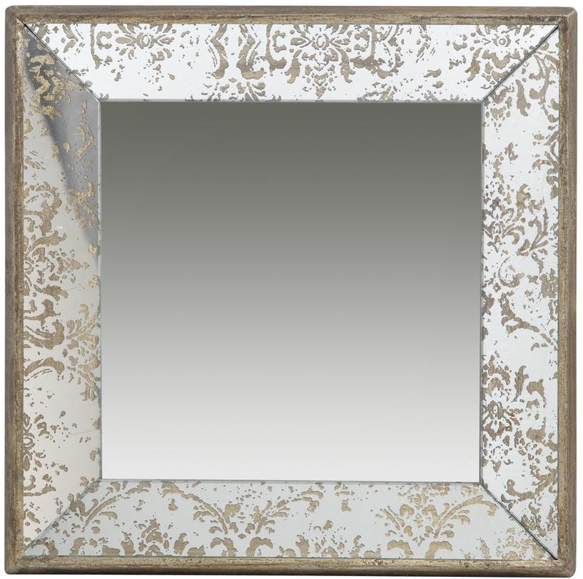 Зеркало настенноеНастенные зеркала<br>&amp;lt;div&amp;gt;Модель от A-Home, представленная в строгом силуэте, смотрится романтично и утонченно. Рама декорирована зеркальными панелями, выполненными в технике патинирования. Старинная отделка создает необычный узор, придающий облику изящность. Аксессуар как нельзя лучше подойдет элегантному французскому интерьеру.&amp;amp;nbsp;&amp;lt;br&amp;gt;&amp;lt;/div&amp;gt;&amp;lt;div&amp;gt;&amp;lt;br&amp;gt;&amp;lt;/div&amp;gt;&amp;lt;div&amp;gt;Материал: дерево, зеркальное стекло&amp;lt;/div&amp;gt;&amp;lt;div&amp;gt;Размер: 61 см х 5 см х 61 см&amp;lt;/div&amp;gt;&amp;lt;div&amp;gt;Вес - 6,2 кг&amp;lt;/div&amp;gt;<br><br>Material: Дерево<br>Ширина см: 61<br>Высота см: 61