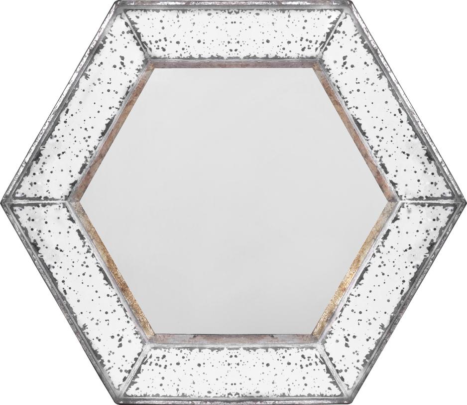 Зеркало настенноеНастенные зеркала<br>Это зеркало не оставит равнодушными тех, кто любит старинные предметы, романтичный и простой дизайн. Аксессуар от A-Home выполнен в форме шестигранника. Несмотря на строгий силуэт, образ проникнут благородством и прованским шармом. Зеркальная рама с искусной патиной превращает предмет в настоящую семейную реликвию.&amp;amp;nbsp;&amp;lt;br&amp;gt;&amp;lt;div&amp;gt;&amp;lt;br&amp;gt;&amp;lt;/div&amp;gt;&amp;lt;div&amp;gt;Материал - дерево, зеркало&amp;lt;/div&amp;gt;&amp;lt;div&amp;gt;Размер 54 см x 4 см x 54 см&amp;lt;/div&amp;gt;&amp;lt;div&amp;gt;Вес 3,65 кг&amp;lt;/div&amp;gt;<br><br>Material: Дерево<br>Ширина см: 54.0<br>Высота см: 54.0