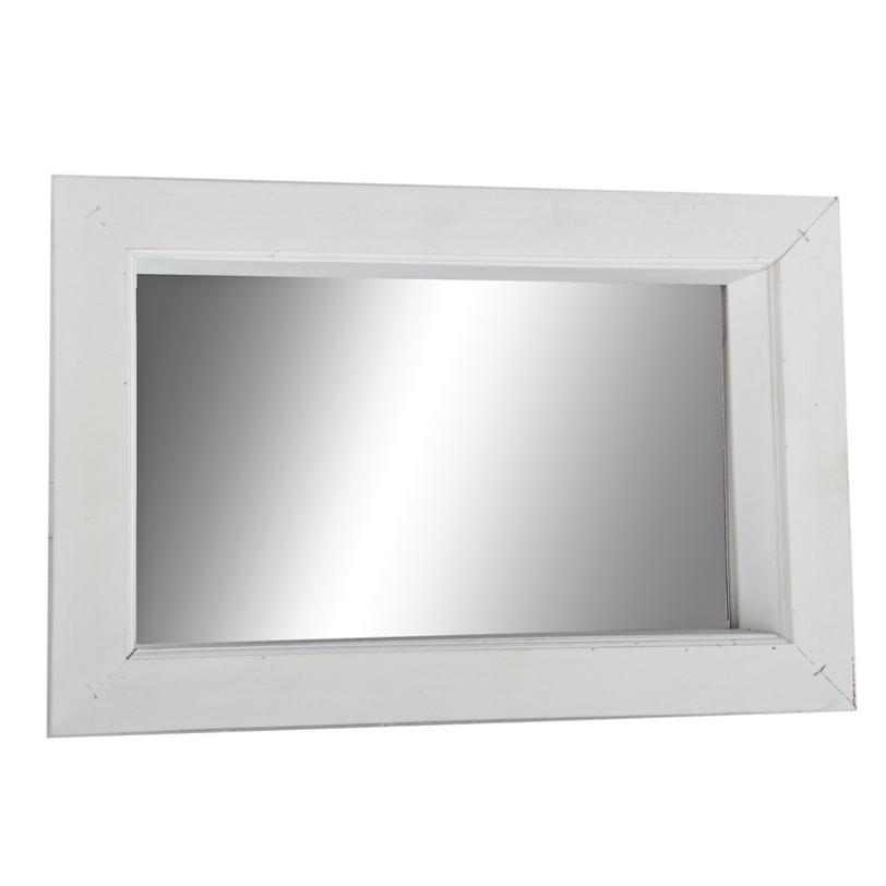 Зеркало настенноеНастенные зеркала<br>&amp;lt;div&amp;gt;Это миниатюрное зеркало дополнит простой интерьер, не перегруженный излишним декором. Например, в детской комнате такой аксессуар будет смотреться очень эффектно. Лаконичная форма и рама из натурального дерева с искусной патиной подчеркнут легкий антураж помещения. &amp;amp;nbsp;&amp;amp;nbsp;&amp;lt;br&amp;gt;&amp;lt;/div&amp;gt;&amp;lt;div&amp;gt;&amp;lt;br&amp;gt;&amp;lt;/div&amp;gt;&amp;lt;div&amp;gt;Материал - дерево, зеркало&amp;lt;/div&amp;gt;&amp;lt;div&amp;gt;Размер 50 см х 9,5 см х 33 см&amp;lt;/div&amp;gt;&amp;lt;div&amp;gt;Вес - 2 кг&amp;lt;/div&amp;gt;<br><br>Material: Дерево<br>Length см: 33<br>Width см: 50<br>Depth см: 9,5<br>Height см: None<br>Diameter см: None
